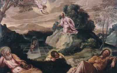Aceite de Oliva y cristianismo