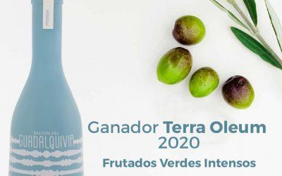 Premio a nuestro AOVE en el Concurso Terra Oleum Selección 2020