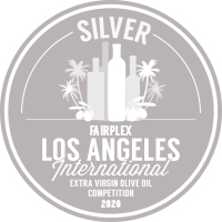 Medalla plata Los Angeles 2020