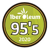 Iberoleum 2020 1er Premio Aove Frutado Verde Medio-Ligero